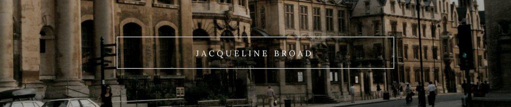 Jacqueline Broad